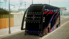 Bus in Thailand for GTA San Andreas