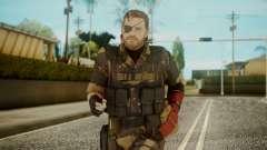 Venom Snake Splitter for GTA San Andreas