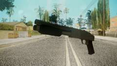 Sawnoff Shotgun by EmiKiller for GTA San Andreas