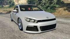 Volkswagen Scirocco [Beta] for GTA 5