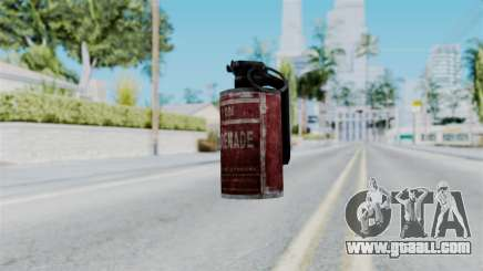 Molotov Cocktail from RE6 for GTA San Andreas