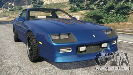 Chevrolet Camaro IROC-Z [Beta 2] for GTA 5
