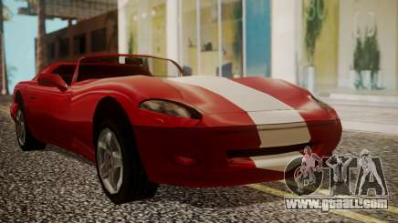 Banshee Edition 2015 for GTA San Andreas