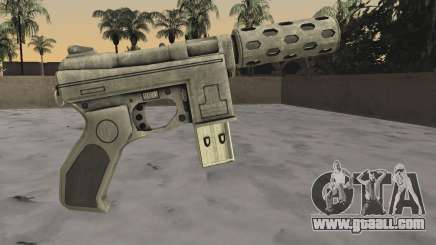 GTA 5 Tec-9 for GTA San Andreas