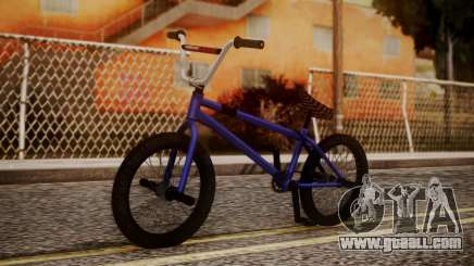 Nueva BMX for GTA San Andreas
