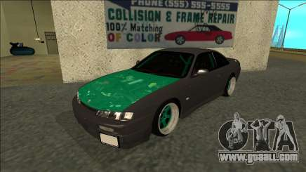 Nissan 200sx Drift for GTA San Andreas