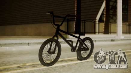 BMX Poland for GTA San Andreas