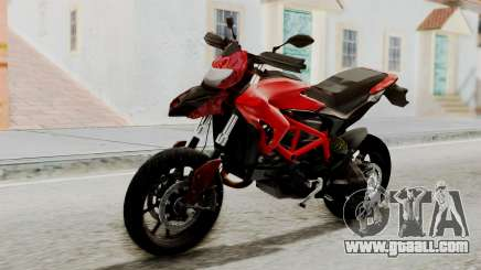 Ducati Hypermotard for GTA San Andreas