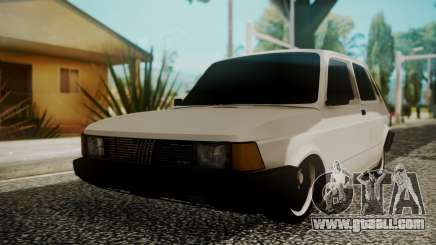 Fiat 147 Spazio-TR for GTA San Andreas