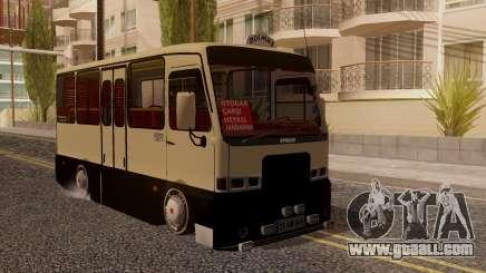 Otokar Magirus M2000 v2 for GTA San Andreas