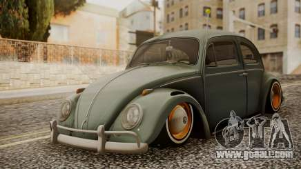 Volkswagen Beetle Aircooled for GTA San Andreas