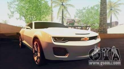 Chevrolet Camaro DOSH Tuning v0.1 Beta for GTA San Andreas