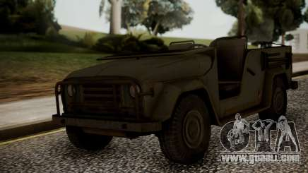 UAZ MGS5 TPP for GTA San Andreas