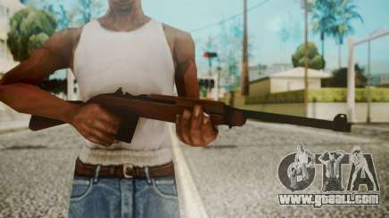 M1 Carbine for GTA San Andreas
