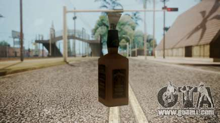 Molotov Cocktail from RE Outbreak Files for GTA San Andreas