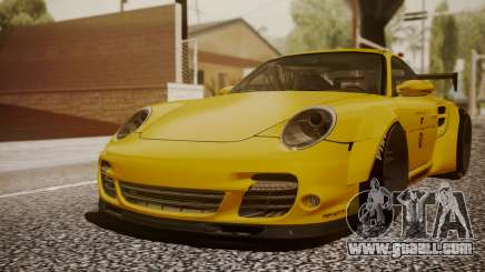 Porsche 997 Liberty Walk for GTA San Andreas