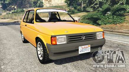 Talbot Samba for GTA 5