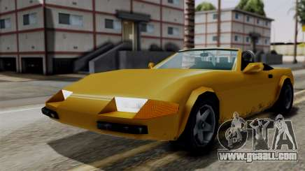 Stinger from Vice City Stories for GTA San Andreas