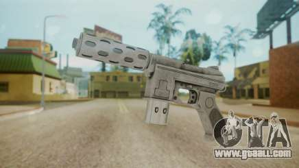 GTA 5 Tec-9 (Lowrider DLC) for GTA San Andreas