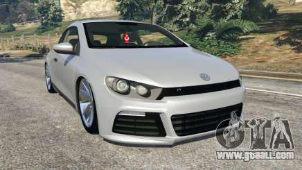Volkswagen Scirocco [Beta] for GTA 5