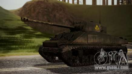 Sherman MK VC Firefly for GTA San Andreas