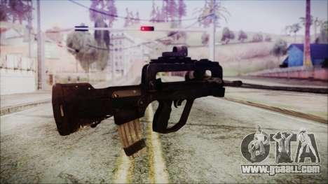 Famas G2 for GTA San Andreas second screenshot