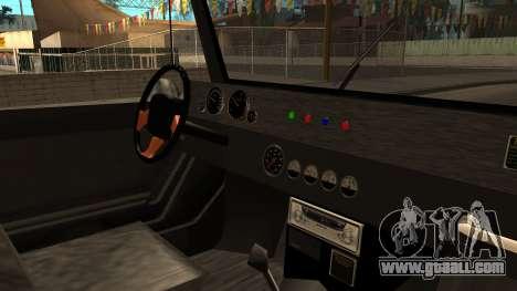 New Mesa Wild for GTA San Andreas right view