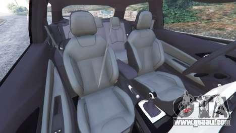 GTA 5 Citroen DS3 2011 right side view