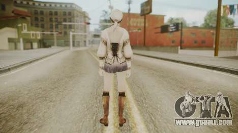 Demento Fiona Haunting Ground for GTA San Andreas