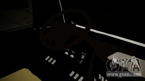 Fargo Centipede for GTA San Andreas back left view