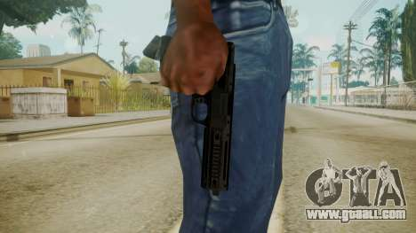 GTA 5 Tec9 for GTA San Andreas third screenshot