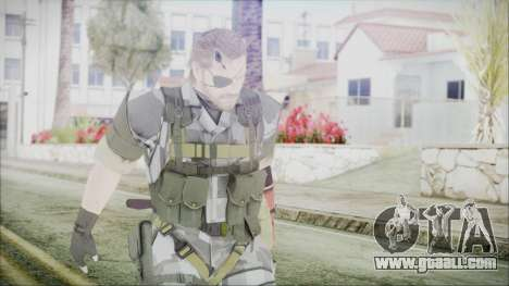 MGSV Phantom Pain Snake Normal Animals for GTA San Andreas