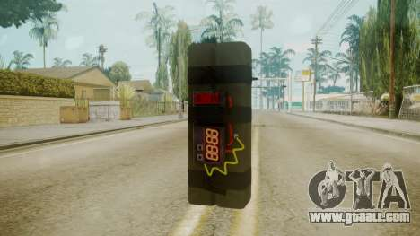 GTA 5 Satchel for GTA San Andreas