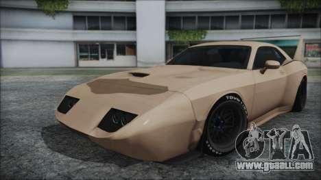 Dodge Challenger Daytona for GTA San Andreas
