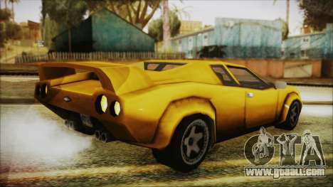 Vice City Infernus for GTA San Andreas