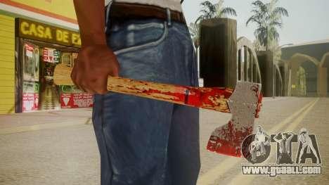GTA 5 Katana for GTA San Andreas third screenshot
