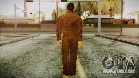 Michael Myers Movie Halloween for GTA San Andreas third screenshot