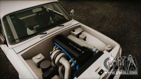 ГАЗ 31105 Drift (Everlasting Summer Edition) for GTA San Andreas back view