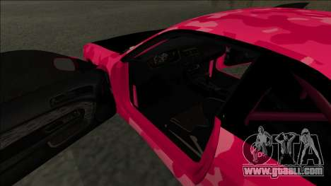 Nissan Silvia S14 Drift for GTA San Andreas side view