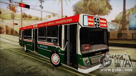 Mercedes-Benz OH1718L-SB Linea 59 for GTA San Andreas