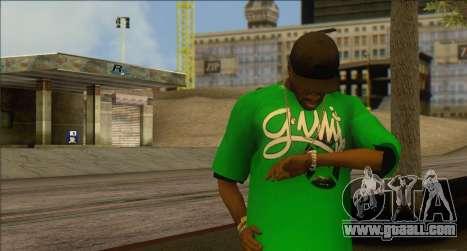 Watches Mod for GTA San Andreas third screenshot