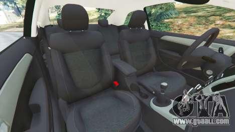 GTA 5 Kia Forte Koup SX [Beta] right side view