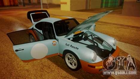 RUF CTR Yellowbird (911) 1987 HQLM for GTA San Andreas