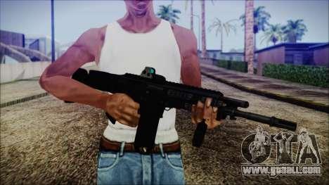 Bushmaster ACR for GTA San Andreas third screenshot