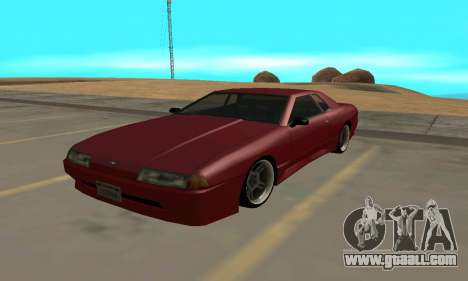 Elegy From Life for GTA San Andreas