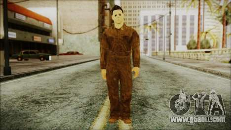 Michael Myers Movie Halloween for GTA San Andreas second screenshot