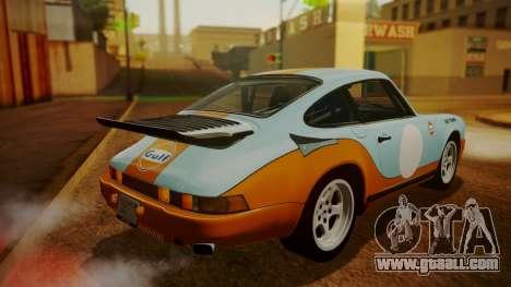 RUF CTR Yellowbird (911) 1987 HQLM for GTA San Andreas wheels