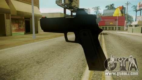 GTA 5 Desert Eagle for GTA San Andreas third screenshot