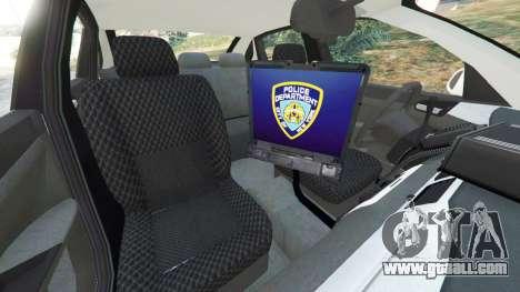 Chevrolet Impala NYPD for GTA 5
