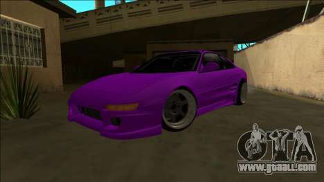 Toyota MR2 Drift for GTA San Andreas back view